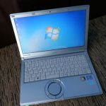 Toughbook SX2 – новенький ноутбук бизнес-класса от Panasonic
